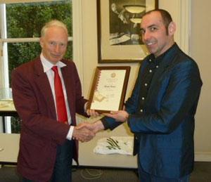 Brian Peace Research Award