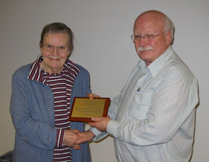 Barbara Bartch Span Award