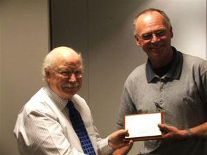 Mick Myles Span Award