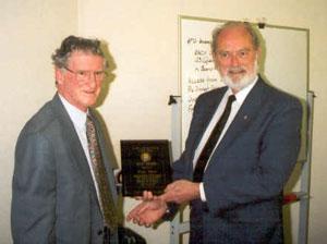 Tony Steer SPAN Award