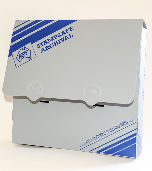 STAMPSAFE BOX