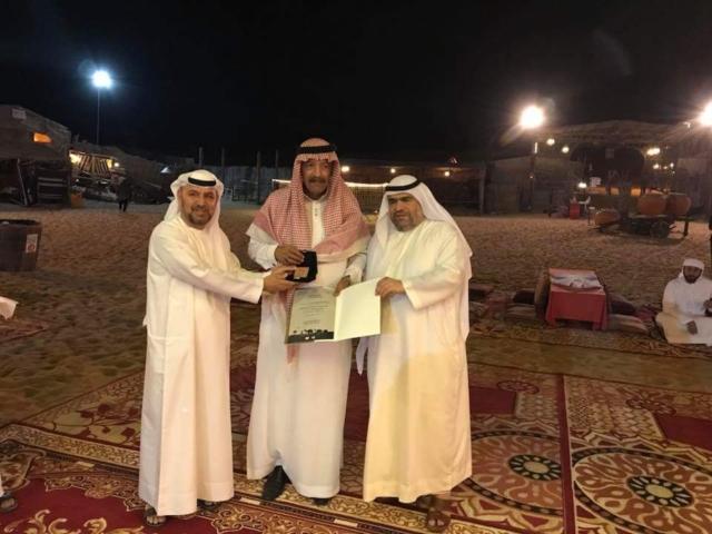 Omar Mohammed Ahmad (UAE) - Akmed Al Kilani (Saudi Arabia) - Abdullah Khoory (UAE)