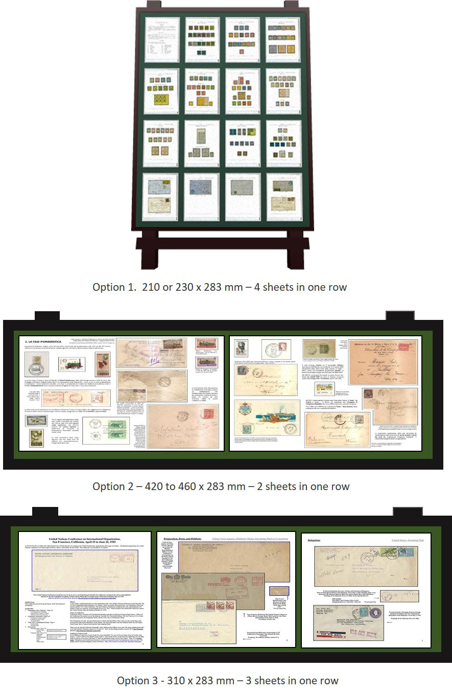 Frame Layout options