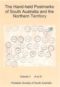 The Hand Held Postmarks os SA and NT