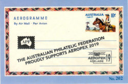 Abandonded Stamp Card No 6a