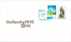 Sydney Stamp Expo 2015 – Gallipoli Cover